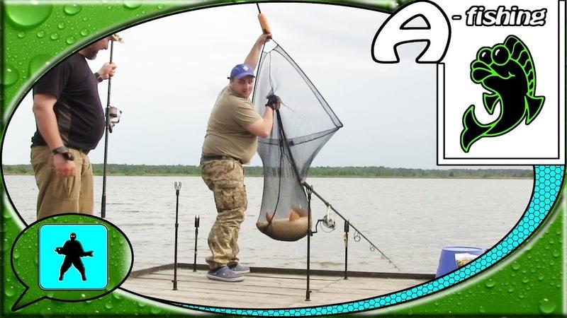 Английские кормачки против карпфишинга. 😱😂😱 Рыбалка на карпа, какая ловля рыбы круче 😍😍🤔