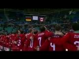 Гимн России на ОИ-2018