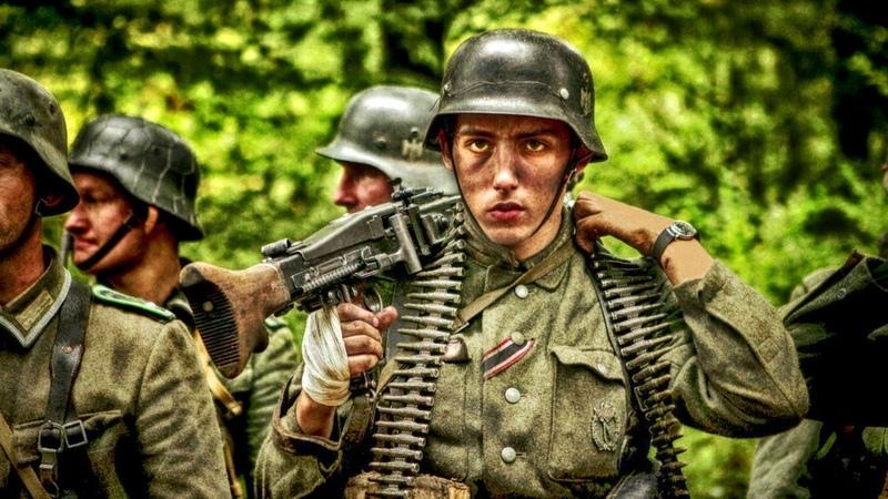 Снаряжение солдат Вермахта Второй Мировой войны