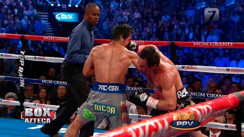 Juan Manuel Marquez vs Manny Pacquiao 4 (Pelea Completa) KO!
