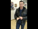 Михаил поясняет как правильно упаковывать подозреваемого в наручники