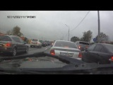 Road Rage Surprise en Russie