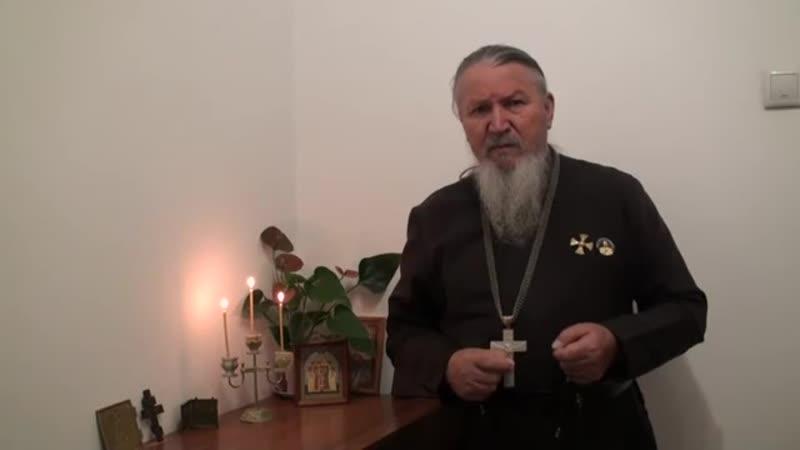 Трагедия в Московской патриархии Иеромонах Антоний Шляхов