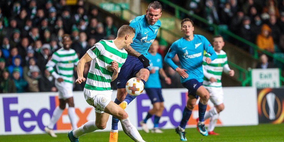 435. Zenit St. Petersburg (RUS) - Celtic FC (SCO) 3:0