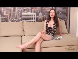 Abbie Cat smokingcool