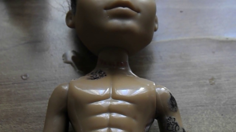 Bratz Boyz Doll Handmade Tattoo | Татуировки для кукол Братц Бойз своими руками