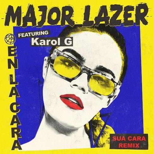 Major Lazer альбом En La Cara (feat. Karol G) [Sua Cara Remix]