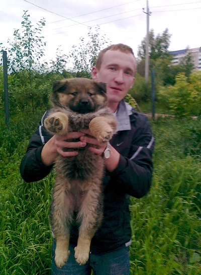 Антон Клешнин, 29 апреля 1987, Пермь, id38336472