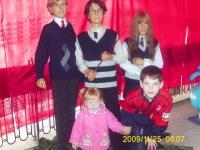Артур Абдулаев, 24 февраля 1983, Краснокаменск, id183773531