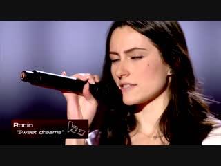 Rocio - Sweet Dreams - Voice Spain