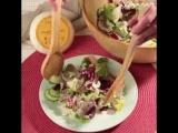 Салат с языком и адыгейским сыром 🥗