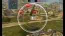 World of Tanks Blitz 2 T-71(Бешеная табуретка)