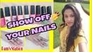 Long Lasting and Affordable NY BAE Nail Polish ( Reviews Swatches )