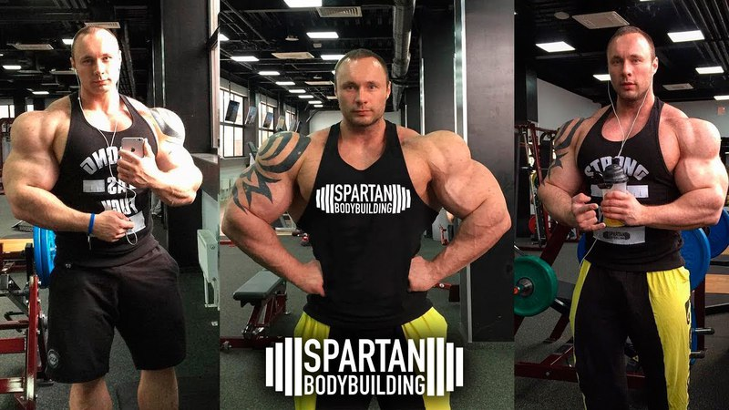 RUSSIAN MONSTER OF THE MASS TKACHUK NIKITA Spartan Bodybuilding