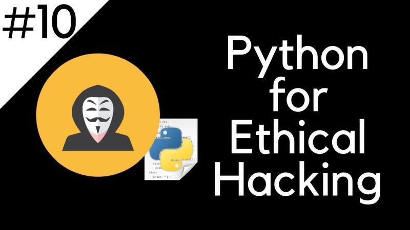 Python For Ethical Hacking - 10 - Functions
