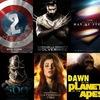 Топ 100 фильмов 2013