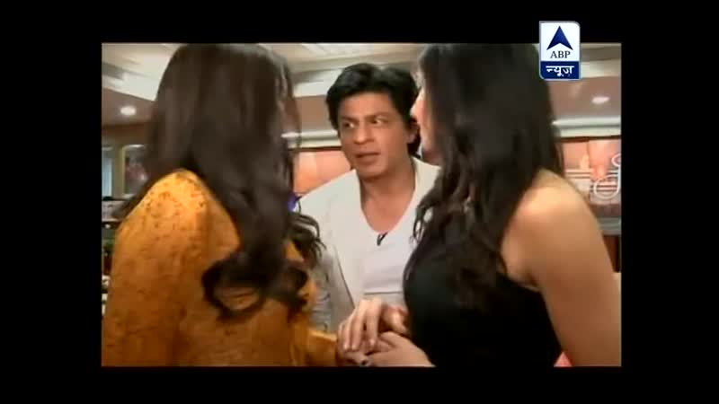 Jab Tak Hai Jaan team visits ABP Newsroom