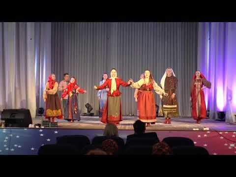 Образцовый детский коллектив фольклорный ансамбль Воскресение