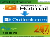 Get instant help in Hotmail Forgot Password 1-888-910-3796 through phone call