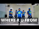 WHERE ARE YOU FROM by Seungri Zumba® KPop TML Crew Vietnam Bryan Moico