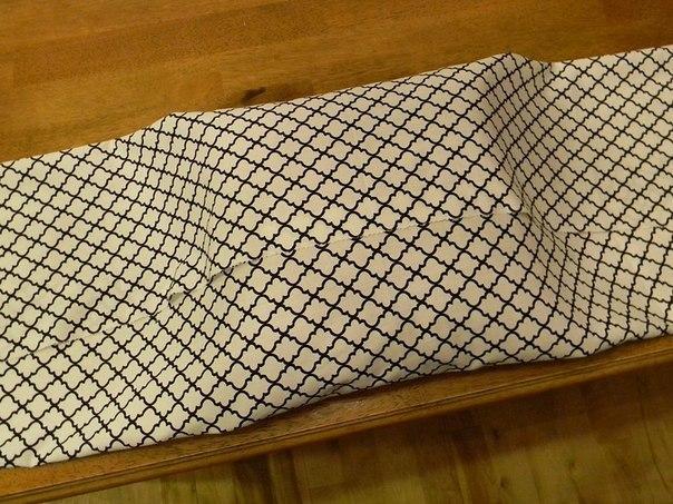 Как сшить подушку без швов 57