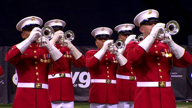 The Commandant's Own at the 2016 DCI World Championships