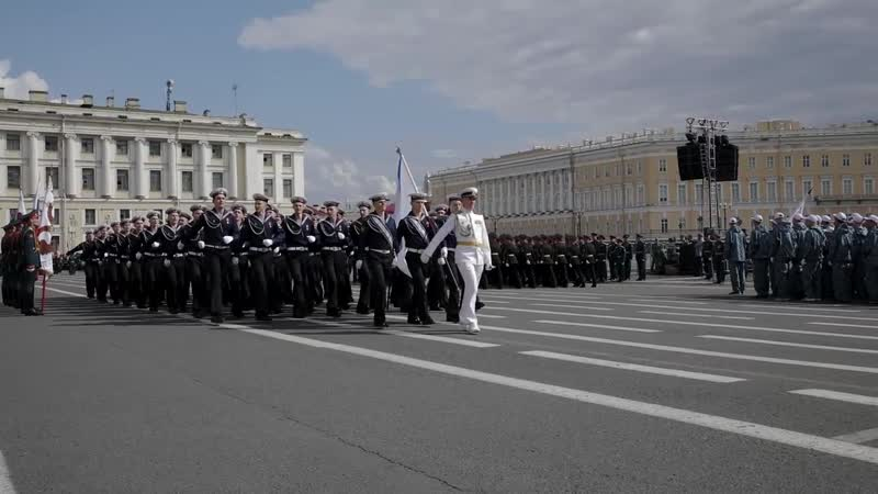 2 сентября 2018 года ДЕНЬ РОССИЙСКОЙ ГВАРДИИ на Дворцовой площади Санкт Петербурга