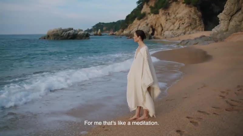 Стильная Vivien Solari в нарядах из коллекции Mango 2019
