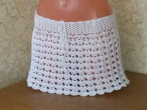 Пляжная юбка для Марины.