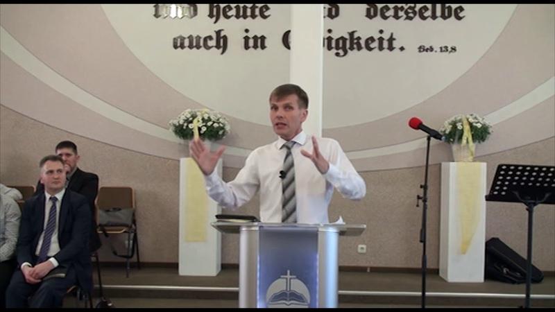 Молитвенная жизнь, Валерий Меньшиков