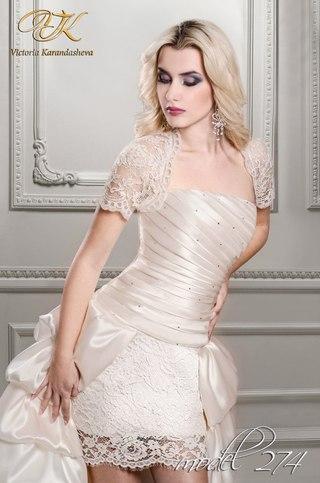 f2c670b6d45 Вечерние платья от Viktoria Karandasheva