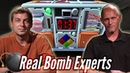 Real Bomb Squad Defuses A Bomb In Keep Talking And Nobody Explodes