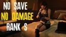 Resident Evil 3 Hard No Save No Damage Rank S
