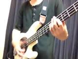 I play on bass シオカラ節 Shikarabushi ✖ Splatoon BGM #Game#MAD#playingmusic#Splatoon