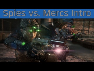Splinter Cell: Blacklist - Spies vs. Mercs Introduction Trailer [HD]