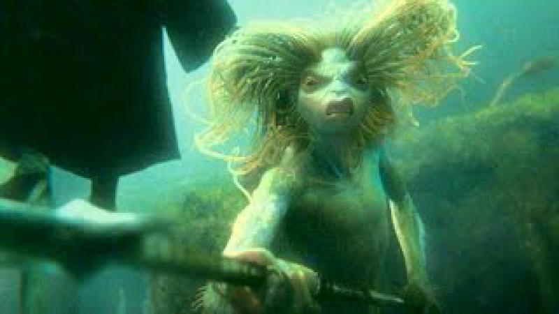 Люди – Рыбы Как скрещивали людей с дельфинами Сенсационные эксперименты по со ...