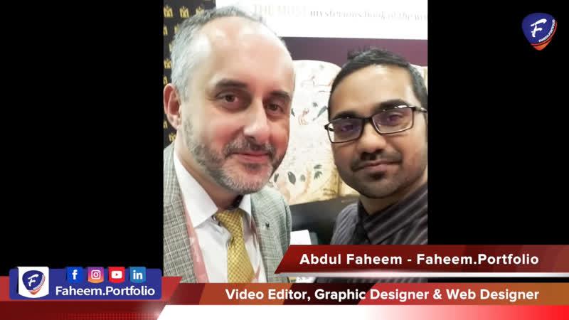 Manuscriptum Publishing House Poland Abu Dhabi Book Fair Abdul Faheem