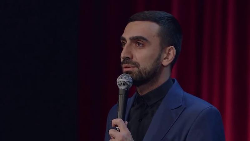 Эдвин Багдасарян Stand Up фестиваль 2018