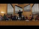 Первая репетиция Лондонская симфония Гайдна