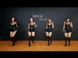 Def-G Dance Studio - Burn it down by Dj. pee (เพลงที่มันมีงูออกมา)