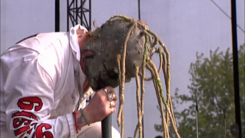 Slipknot Eyeless Live At Dynamo Open Air 2000 HD STEREO