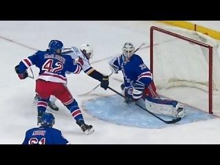 NHL, НХЛ, российский форвард «Сент-Луис Блюз» Владимир Тарасенко забил самый красивый гол в НХЛ в 2014 году