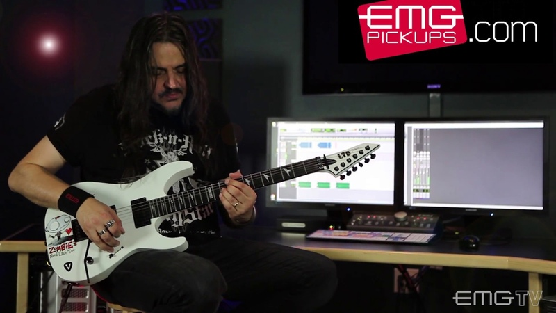Silas Fernandes plays Tears of the 80's on EMGtv