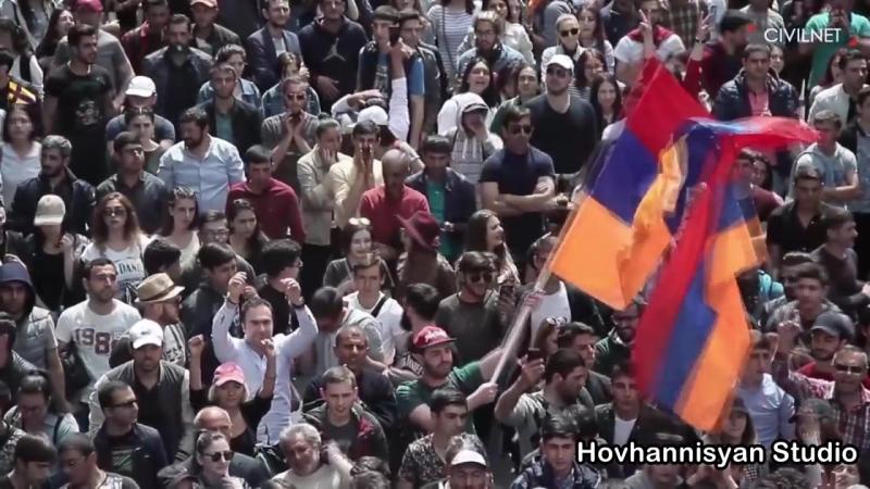 Edo Barnaulski - Nikol Pashinyan ( █▬█ █ ▀█▀ Video by Mench - HD)