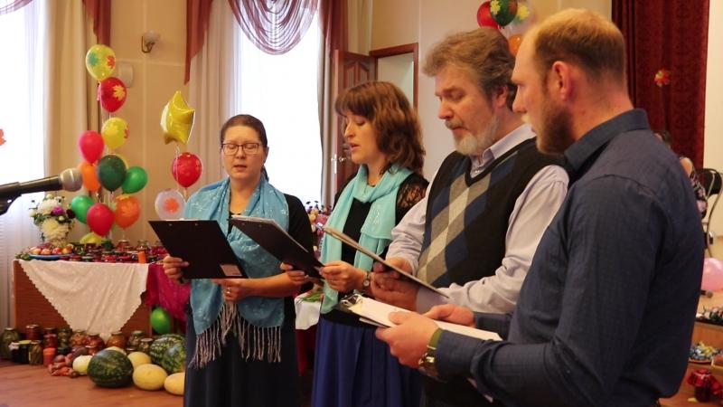 певчие из собора