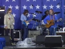 Willie Nelson, Arlo Guthrie Dottie West - The City Of New Orleans [Live At Farm Aid] (1985)