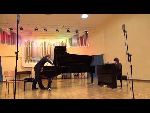 Иван Сошинский Зеркала версия для двух клавиров