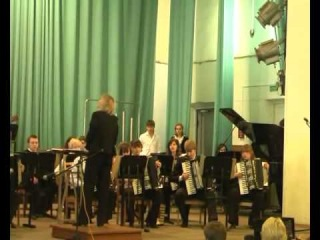 D.Ostankovich the Choral of memory of victims of Beslan