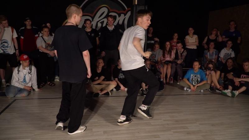 Lil Kes vs Пахан / Final hip-hop battle 1vs1 / DANCE EVENT | NO SELECTION