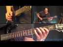 Joe Satriani Style Legato